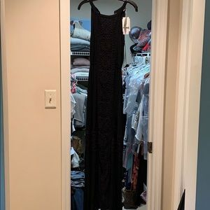 Skies Are Blue Black Maxi Size XS